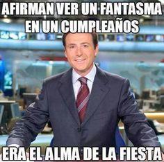 Permíteme que insista: Los mejores memes de Matias Prats
