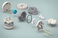 »External Gear Pump«
