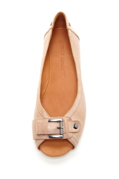 Gentle Souls by Kenneth Cole Bless You Open Toe Flat