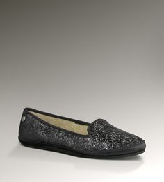 Womens Alloway Glitter By UGG. I'm all for comfy fashion statement pieces!