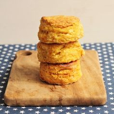 Sweet Potato, Cream Cheese & Rosemary Biscuits / 39 Delightful Ways To Eat Sweet Potatoes This Thanksgiving (via BuzzFeed)