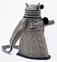 Dalek purse will exterminate your current purse.