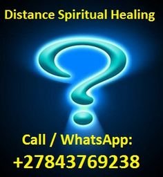 Re-uniting Loved Ones, Call / WhatsApp: +27843769238