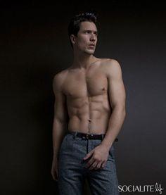 Male Model Jeremy Santucci