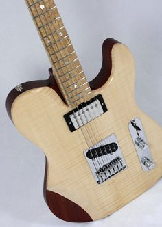 David Antony Reid Luthier :: Gallery of Guitars :: Hybrid Electric
