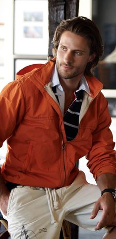 Tommy Dunn for GANT S/S 2011