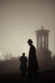 Edinburgh Dead of Night | Laurence Winram