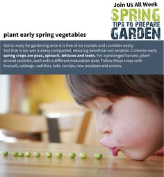 10 steps to success with your vegetable garden. http://extension.unh.edu/…/repres…/Resource000597_Rep619.pdf
