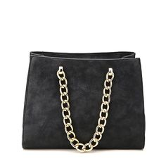 Simple Style Ladies Elegant Black Handbag. Adorable and Stylish, A must-have for fashion lover!