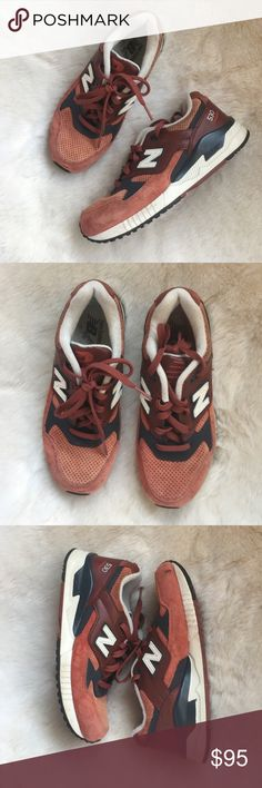 New Balance Snickers Gently Used New Balance Shoes Athletic Shoes