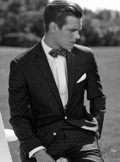 Classy formal. Great hair.