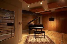 Great City Productions - FM Design - Recording Studio Design