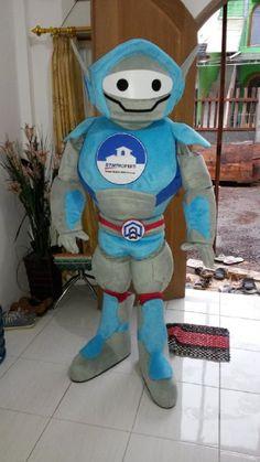 Maskot Robot