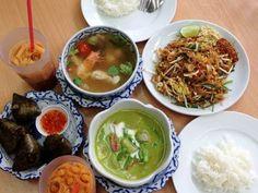 7 Cheap & Good Thai Restuarants