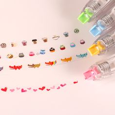 stationery cartoon multicolour laciness decoration belt diy laciness