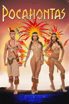 Trinidad Carnival 2015, Fantasy, Blockbuster,  Pocahontas