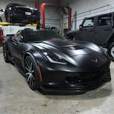 « Such a slick Z06!! Tag the owner #americanmusclehd #corvette #z06 »