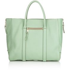 Looks functional? Big enough to carry mine and Ciel's necessities. Cute sea foam green color.