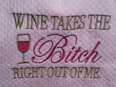 <3  - a repin because I bought this towel for myself! :)