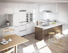 L型キッチン - Google 検索