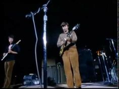 "Canned Heat - ""On the Road Again"" (Live at Woodstock, 1969).  The great Alan ""Blind Owl"" Wilson on slide guitar and vocal; Bob ""The Bear"" Hite on harmonica; Harvey ""The Snake"" Mandel on guitar; Larry ""The Mole"" Taylor on bass; Fito de la Parra on drums.  When I saw this classic blues band two months later at the Texas International Pop Festival they played the last set of the night until 4:35 a.m.  Outstanding!"