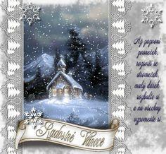Vánoční přání kolekce 2017 - 1. část | Grafika-obrázky-přání