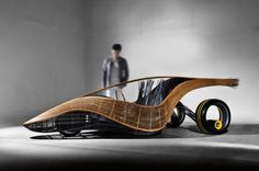 World's First Biodegradable Car: Kenneth Cobonpue's Phoenix Roadster    Read more: World's First Biodegradable Car: Kenneth Cobonpue's Phoenix Roadster | Inhabitat - Green Design Will Save the World