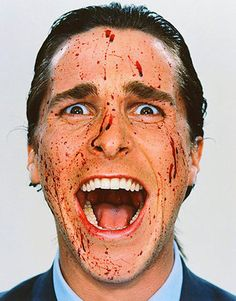 American Psycho. One of my favorites :)