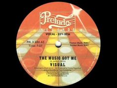 Visual - The music got me (1983). Bassline (at 3:31) covered in Get in to it - Tony Scott (1989). Vocals sampled in Our mute horn - Masters at work (1991).