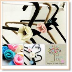 flower hanger flower tutorial