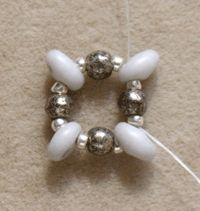 You Asked For It: More Right-angle Weave With Two-holed Seed Beads - Daily Beading Blogs - Blogs - Beading Daily