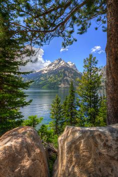 Grand Teton National Park, Wyoming - Explore the World with Travel Nerd Nici, one Country at a Time. http://travelnerdnici.com