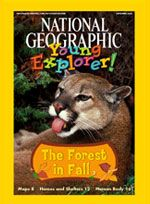 National Geographic Young Explorer (Student Magazine) - October 2012