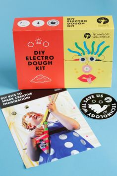 It's time to get a little goofy with dough, all while learning about technology! The DIY Electro Dough Kit comes with everything you need to get creative – you just need the dough. You can make your own with our 3 ingredient... Continue Reading →