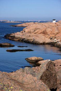 Summer in Bohuslän, Sweden