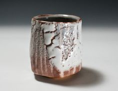Suzuki Tomio - Nezumi shino tea cup