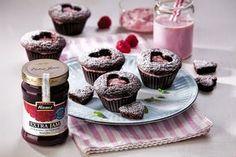 Valentýnské srdíčkové cupcakes