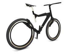 Wicked city bike concept.
