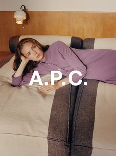 A.P.C. S/S 17 RESORT COLLECTION. ADRIENNE JULIGER SHOT BY VENETIA SCOTT.