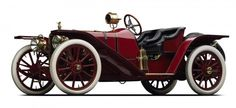 1907 American Underslung 50hp Roadster....recently sold for 1.43 million at auction...