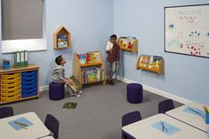 Create A Cozy Classroom Reading Corner, Where The Books Are The Star! Just A