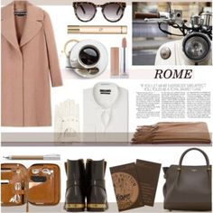 Trip to Rome, Italy