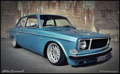 Volvo 142 My first Volvo !!! Memory !!!