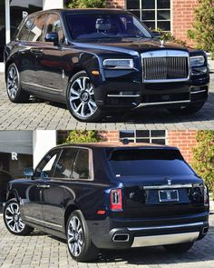 2019 Rolls-Royce Cullinan 😎 - Now available on - 𝐅𝐨𝐫 𝐌𝐨𝐫𝐞 𝐈𝐧𝐟𝐨 👉 𝐋𝐢𝐧𝐤 𝐢𝐧 𝐁𝐢𝐨 - Auto Rolls Royce, Voiture Rolls Royce, Suv Cars, Sport Cars, Vintage Rolls Royce, Rolls Royce Cullinan, Dupont Registry, Best Muscle Cars, Best Classic Cars