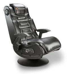 Man Cave X Rocker 51396 Pro Series Pedestal 2.1 Video Gaming Chair, Wireless X Rocker,http://www.amazon.com/dp/B0031LKYMY/ref=cm_sw_r_pi_dp_7aretb15YJW2Q6PY