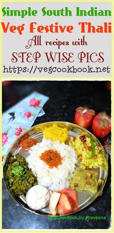 No Onion, No Garlic, Veg Festive Platter of South India! Andhra Recipes, Jain Recipes, Diwali Recipes, Paneer Recipes, Garlic Recipes, Rice Recipes, Indian Food Recipes, Cooking Recipes, Best Vegetarian Recipes