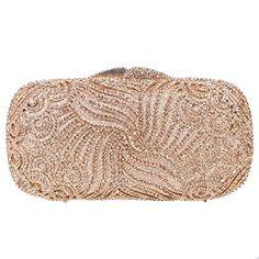 Fawziya Luxury Paisley Clutch Bling Rhinestone Clutch Hard Case Clutch Purse-Champagne Fawziya http://www.amazon.com/dp/B00O1UAIWK/ref=cm_sw_r_pi_dp_8qYlvb1AE20DG