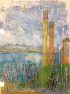 Cockenzie power station the week before it disappeared Copyright: Jenny Haslam
