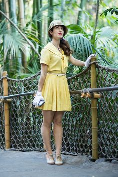 Disneyland Dapper Day 2014 | Flickr - Photo Sharing!