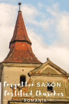 Forgotten Saxon Fortified Churches